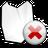 shred, edit, delete icon
