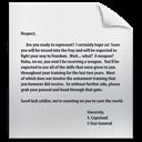 Documents, Toolbar icon