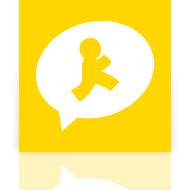 aim, mirror icon