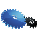 Control, Dock, Settings icon