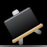 school, teach, learn, diagram, teaching, education, blackboard icon