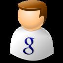 user, profile, human, web, account, people, google icon