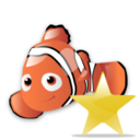 fav,fish,animal icon