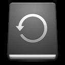 Drive Time Machine P icon