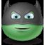 Batman, Emot icon