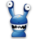 monster,cartoon icon