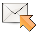 message, letter, rpl, stock, mail, email, envelop, gnome icon