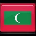 Maldives Flag icon