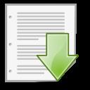 Document save icon