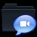 comment, talk, badged, speak, folder, chat icon