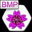 bmp,flower icon