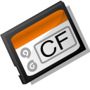 flash, unmount, compact icon