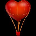 fire ballon icon