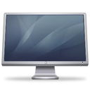 cinema,display,graphite icon