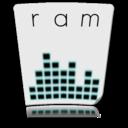file,ram,paper icon