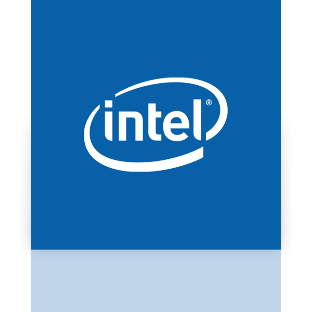 mirror, intel icon