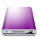 Drives Colours Purple icon