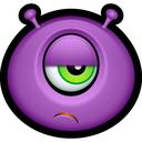 sad, monster, emot, avatar, monsters icon