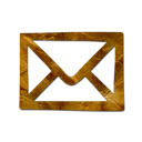 letter, mail, message, email, envelop icon