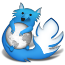 firefox, foxy, browser icon