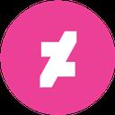 social, deviantart, pink, media, round icon