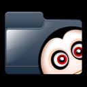 dracula, folder icon