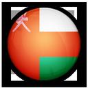 oman, flag, of icon