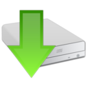 download,drive icon