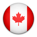 of, flag, canada icon