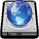 drive, remote icon