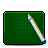cutting, pad icon