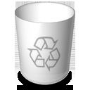 niZe Bin Empty Recycle icon