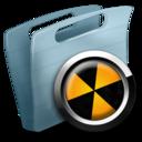 burnable,folder icon
