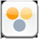 simpy, badge icon