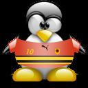 penguin, angola, animal icon