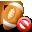 football, delete icon