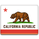california,flag icon