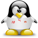 tunisia,penguin,animal icon