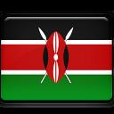 flag, kenya, country icon
