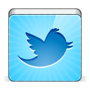 twitter, bird, festival, social, apple icon