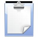 notes, edit, paste icon