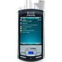smartphone, handheld, samsung sch-i730, cell phone, mobile phone, samsung, smart phone, sch icon