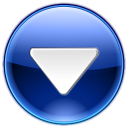 eject, player icon