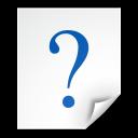none,question icon