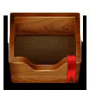Box, Wooden icon