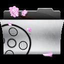 film, folder, video, movie icon