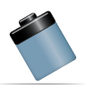 energy, diagram, charge, battery icon