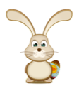Bunny, Easter, Egg icon