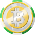 chip, coinsphere, bitcoin, casino icon