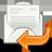 gnome, mail, 48, replied icon